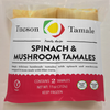 spinach and mushroom tamales