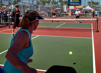 Advanced Pickleball Strategy: 2 Tips To Improve Your Game