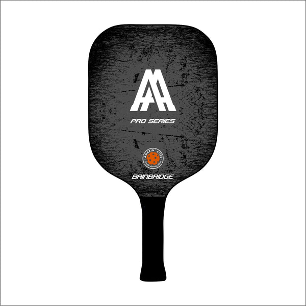 edgeless pickleball paddle
