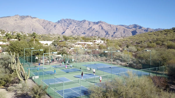 where to play pickleball