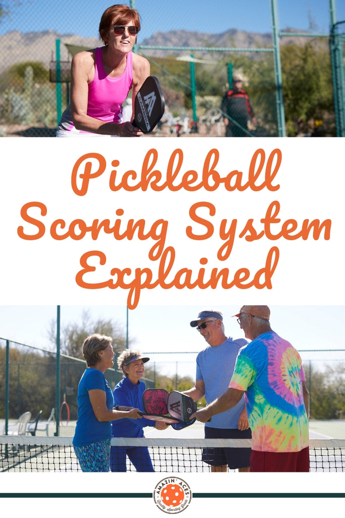 pickleball scoring system explained