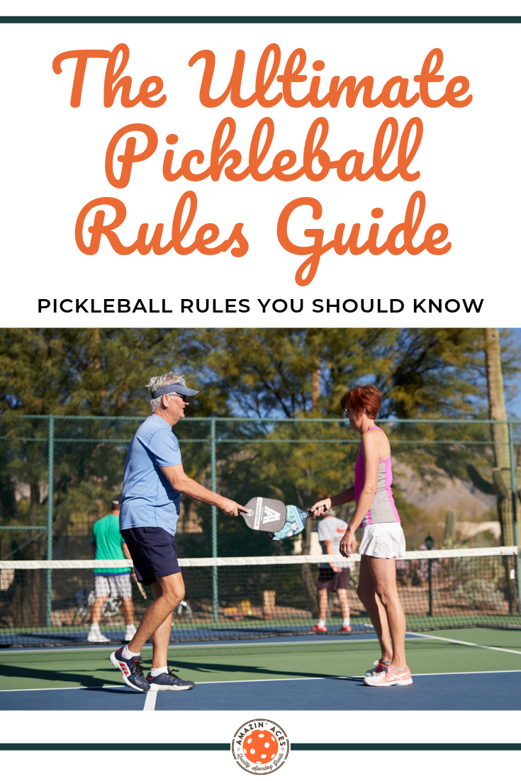 ultimate pickleball rules guide