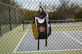 Premium Pickleball Backpack (Bag Features Pickleball Ball Holder & Fits Multiple Paddles)