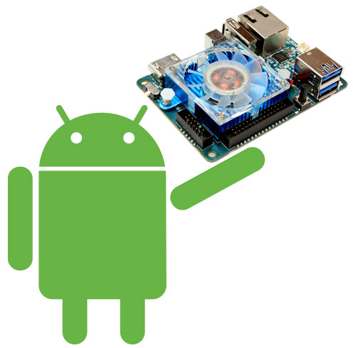 How to use an Android OS with ODROID-XU4