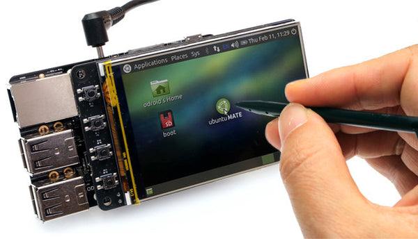 3.5inch Touchscreen Shield with Stylus