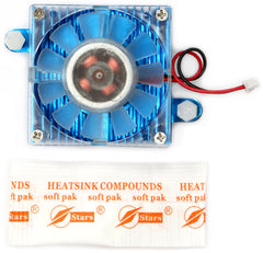 Cooling Fan XU4 Blue