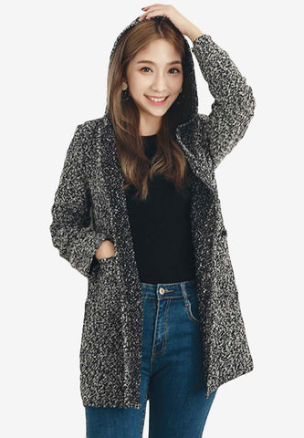 Snuggle Plaid Cotton Jacket