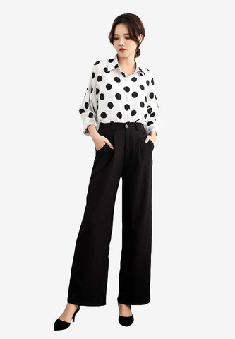 Moder City Wide-Leg Pants