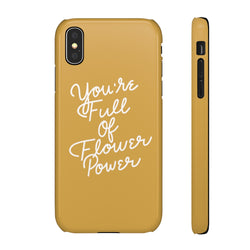 Flower Power Phone Case