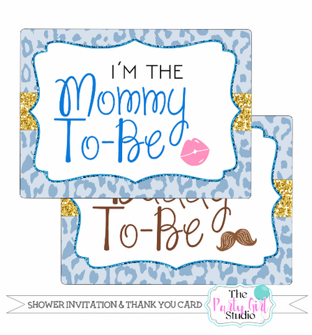 Printable Name Tag Package | Baby Shower | Its a boy | Party Rehearsal |  Its a girl | Baby Bump | Guest Name Tags