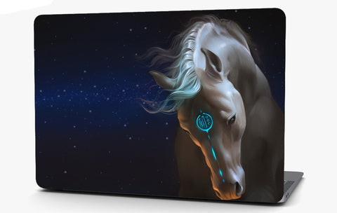 Fantasy Horse Vinyl Laptop Computer Skin Sticker Decal Wrap Macbook Various Sizes