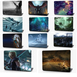 Fantasy Death Angel Vinyl Laptop Computer Skin Sticker Decal Wrap Macbook Various Sizes