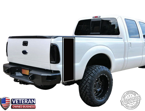 Universal Truck Bed stripes Vinyl Decal
