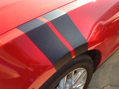 FORD MUSTANG 4.6L PERFORMANCE Vinyl decals incl 2014 2013 2012 COYOTE 150