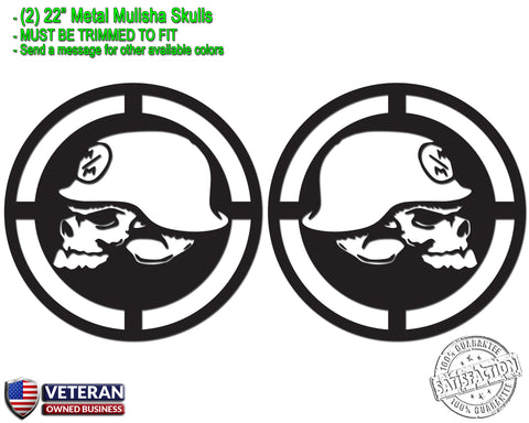 Motocross Vinyl Decals Metal Mulisha Window Bed F150 F250 Ram Toyota GMC