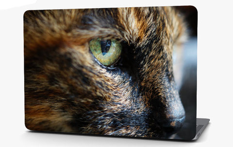 Cat's Eye Vinyl Laptop Computer Skin Sticker Decal Wrap Macbook Various Sizes