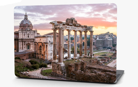 Roman City Vinyl Laptop Computer Skin Sticker Decal Wrap Macbook Various Sizes