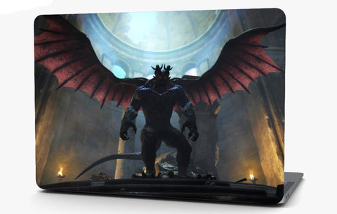 Fantasy Demonic Vinyl Laptop Computer Skin Sticker Decal Wrap Macbook Various Sizes