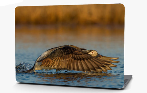 Duck Vinyl Laptop Computer Skin Sticker Decal Wrap Macbook Various Sizes