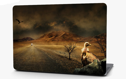 Fantasy Road to Death Vinyl Laptop Computer Skin Sticker Decal Wrap Macbook Various Sizes