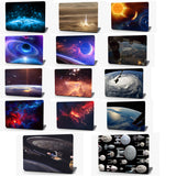 Space Cosmic Vinyl Laptop Computer Skin Sticker Decal Wrap Macbook Various Sizes