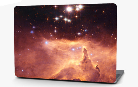 Space Clouds Vinyl Laptop Computer Skin Sticker Decal Wrap Macbook Various Sizes
