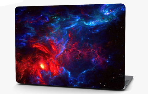 Space Storm Vinyl Laptop Computer Skin Sticker Decal Wrap Macbook Various Sizes