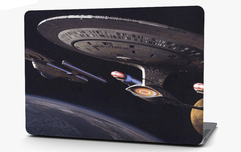 Star Trek 2 Vinyl Laptop Computer Skin Sticker Decal Wrap Macbook Various Sizes