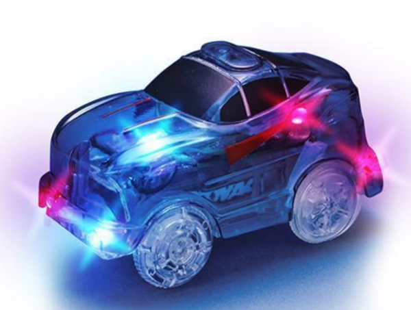 Extra Car for Glowing Car Racing Set