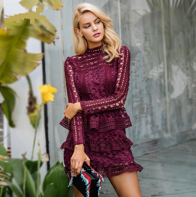 Dorothy - Elegant Lace Dress