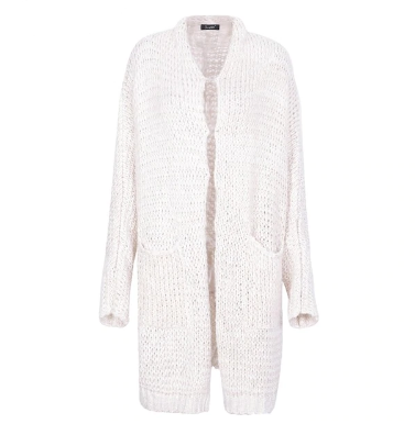 Cara - Knitted Loose Cardigan