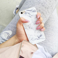 Marble iPhone case - Adore Thix