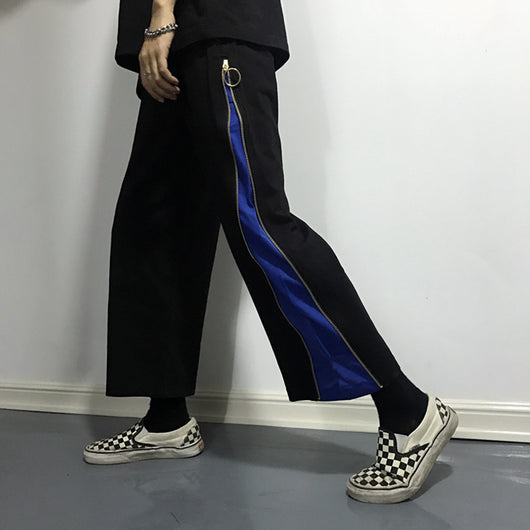 Zip Up Pants - Adore Thix