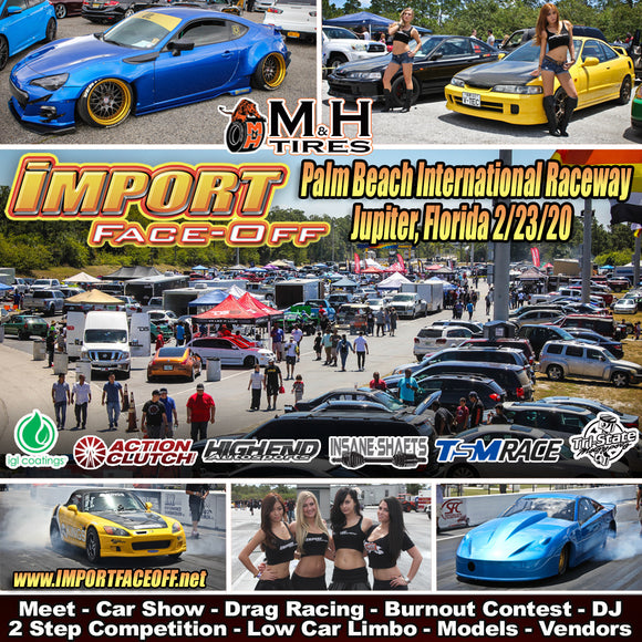 Event Coverage Import Face-Off West Palm Beach, Florida on 2/23/2020