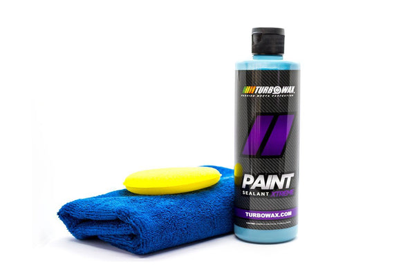 TURBO WAX PAINT SEALANT XTREME COMBO