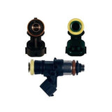 x4 BOSCH 2200CC HIGH IMPEDANCE FUEL INJECTORS
