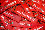 ACTIVAOOO RACING - FLIGHT TAG KEYCHAIN - ACTIVAOOO RACING