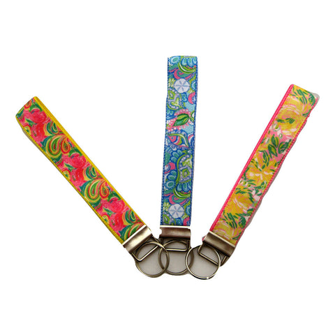 Lilly Inspired Key Chains