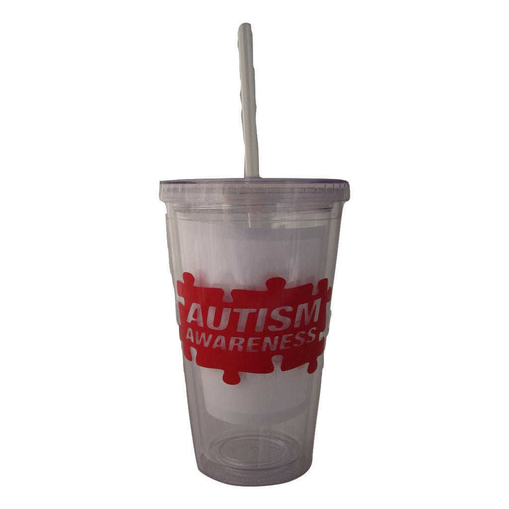 Autism Awareness Drink Tumbler