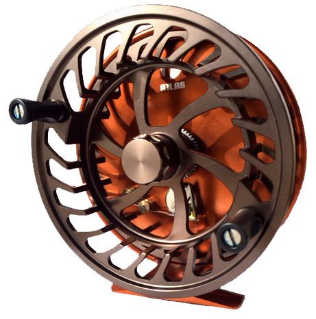 Forged® Atlas Center Pin Reel