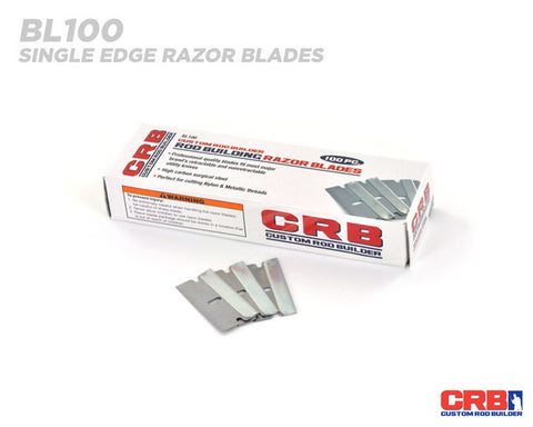 Single Edge Razor Blades - Box of 100