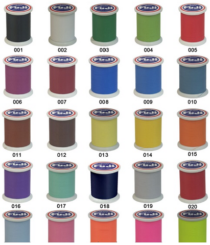 Fuji Ultra Poly - NOCP COLOUR FAST THREAD