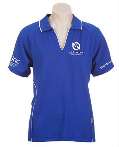 Global Care Ladies' Polo Shirt