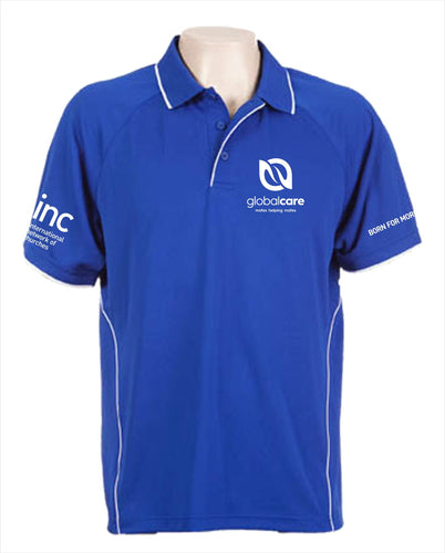 Global Care Mens' Polo Shirt