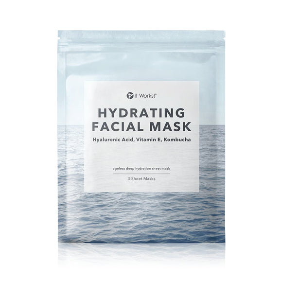 Hydrating Facial Mask