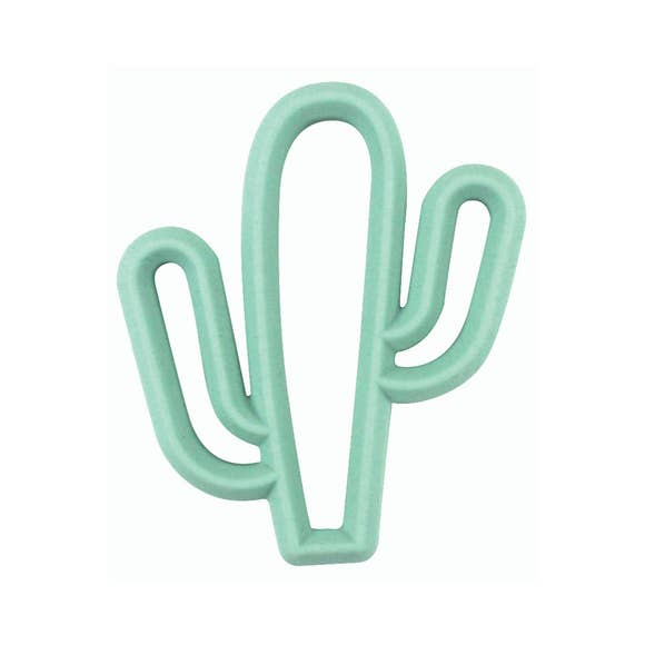 Bookoo Babies Cactus Silicone Teether