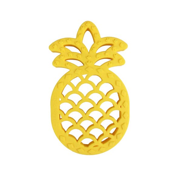 Bookoo Babies Pineapple Silicone Teether