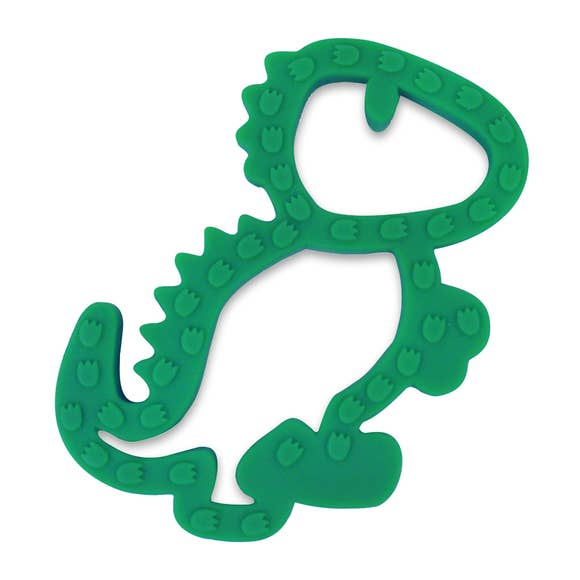 Bookoo Babies Dinosaur Silicone Teether