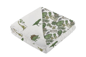 Bookoo Babies Dino Days & Jurassic Forest Newcastle Blanket