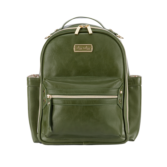 Itzy Mini™ Diaper Bag Backpack - NEW Olive